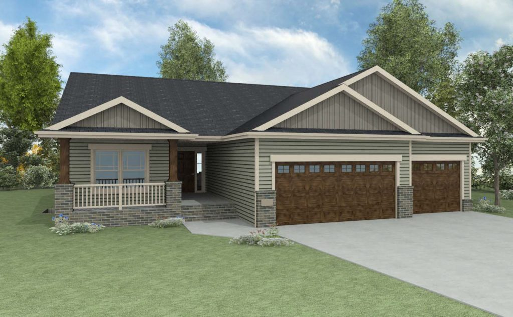 The quincy heritage homes fargo moorhead custom home for Home builders in fargo nd