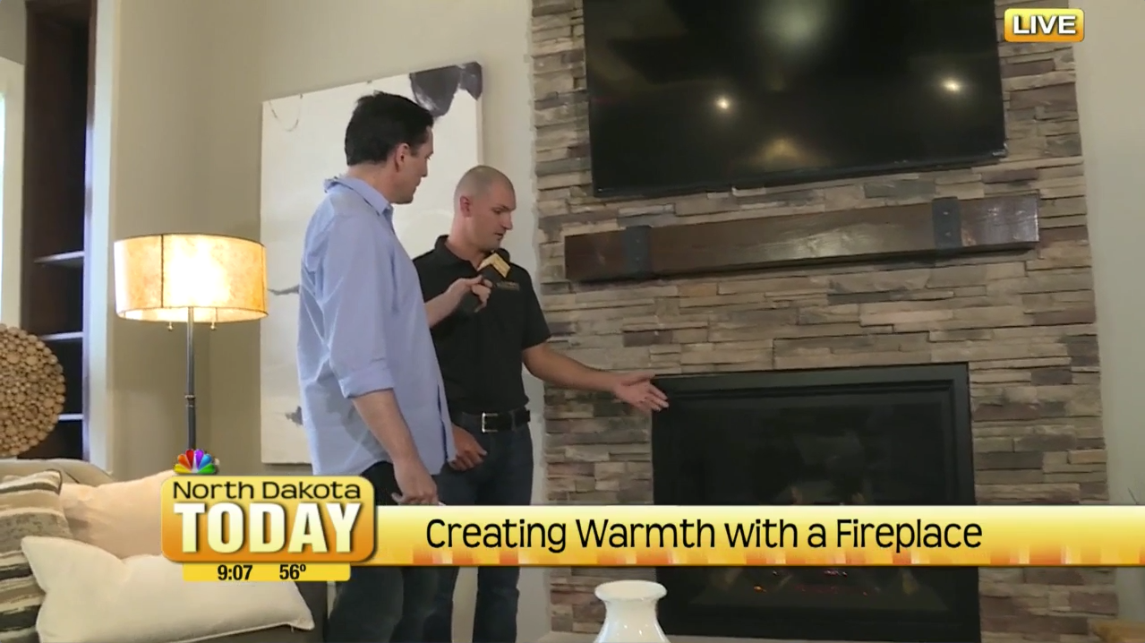 Creating Warmth in Your Home with a Fireplace