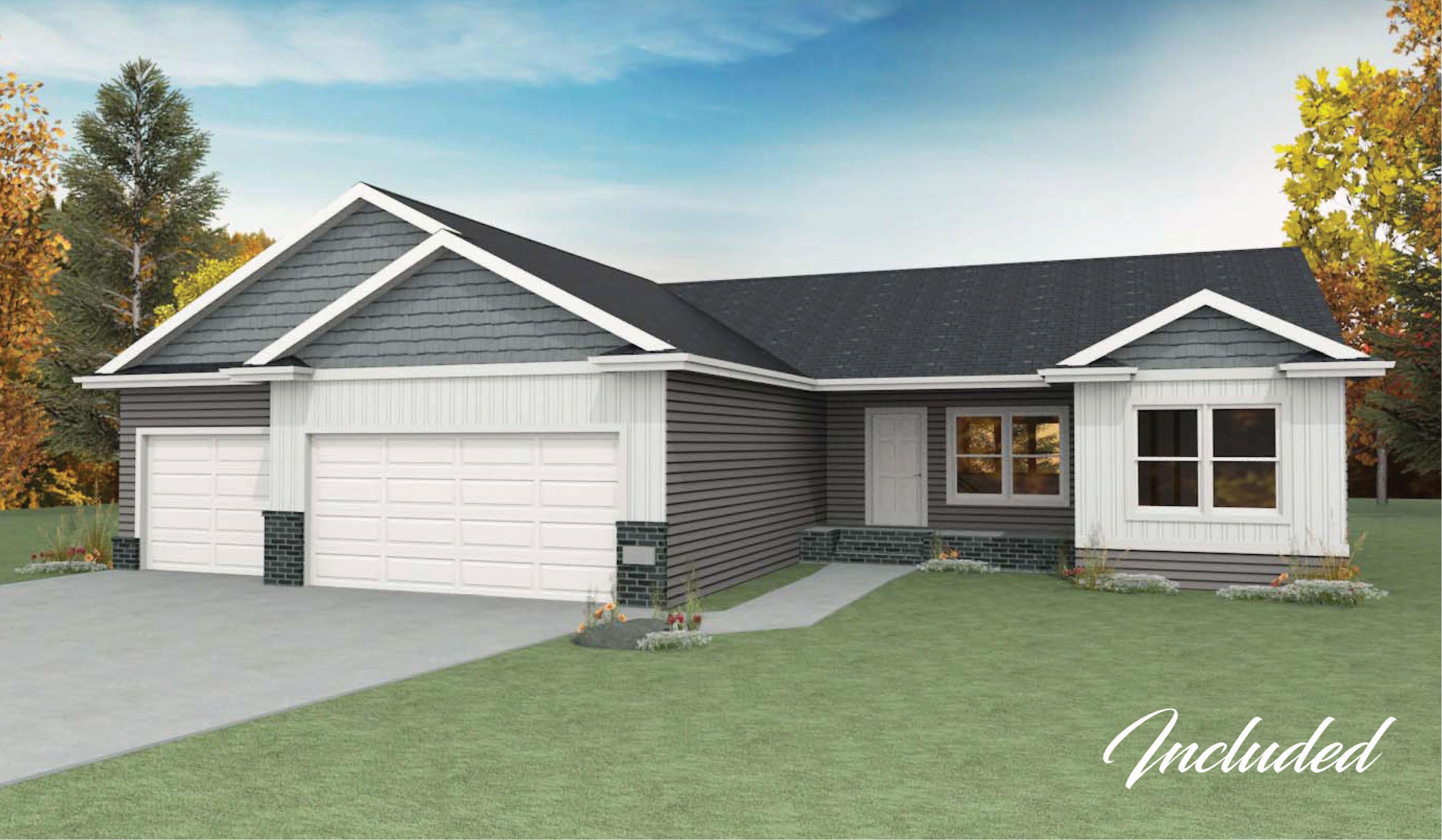 The Kinsley Heritage Homes Fargo Moorhead Custom Home