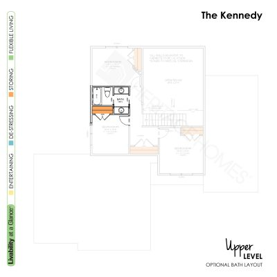 Kennedy-Upper-Level-Optional-Bath