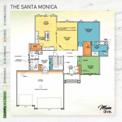 Website layout for Heritage Series Santa Monica
