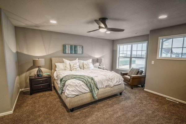Master Suite on 2nd Level