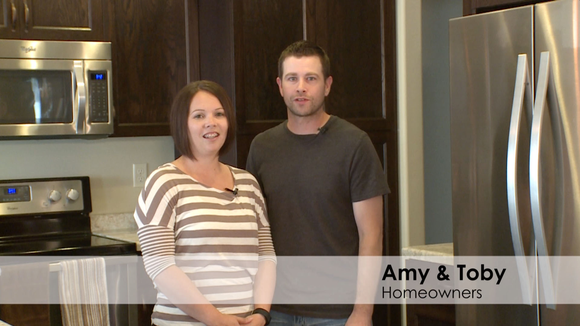 The Heritage Homes Experience – Amy & Toby R. Testimonial