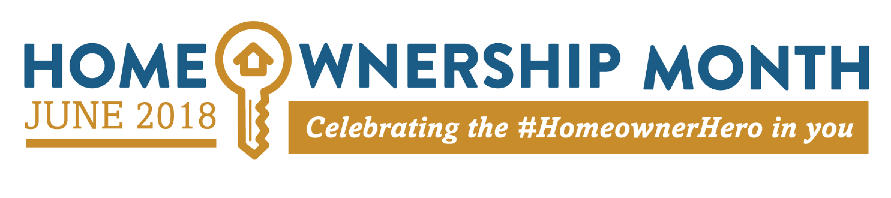 Finish June Celebrating National Homeownership Month