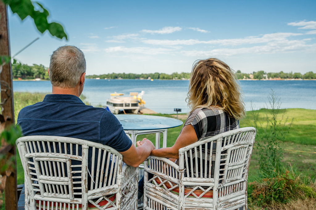 Tracy & Scott – Living their dream on the lakes