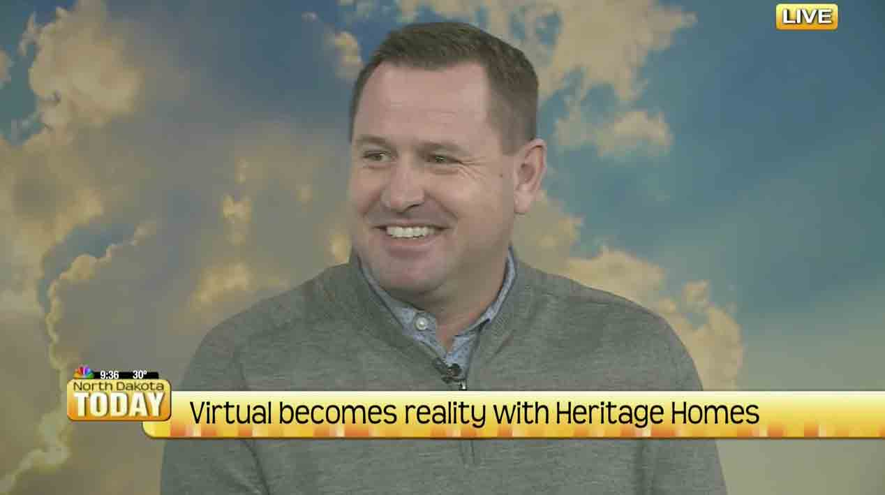 Virtual Becomes a Reality with Heritage Homes