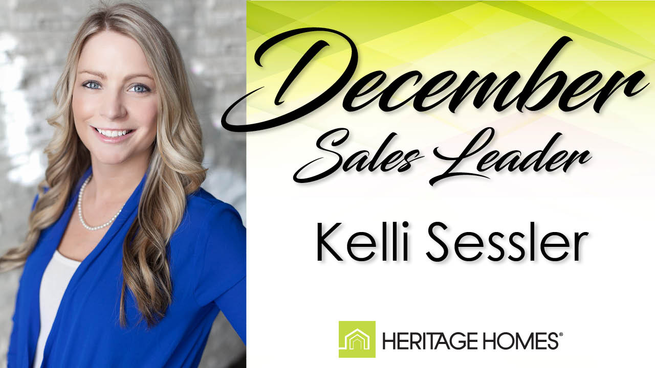 December 2018 Sales Leader – Kelli Sessler