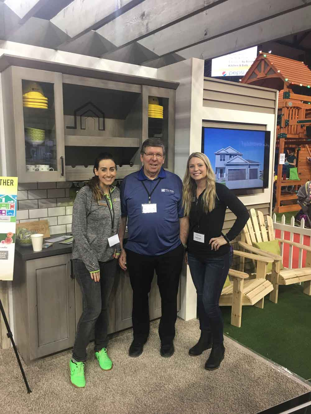 Heritage takes on the Home & Garden Show