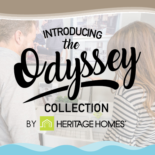 Introducing the Odyssey Collection