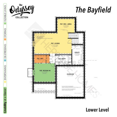 The Bayfield Lower Level
