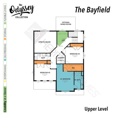 The Bayfield Upper Level 1