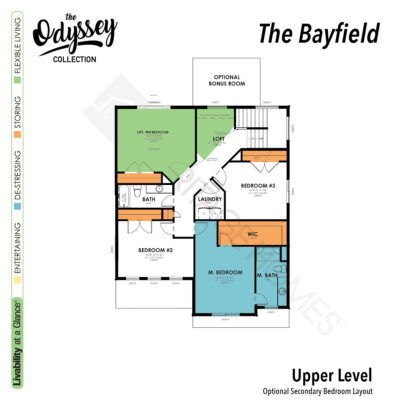 The Bayfield Upper Level 3