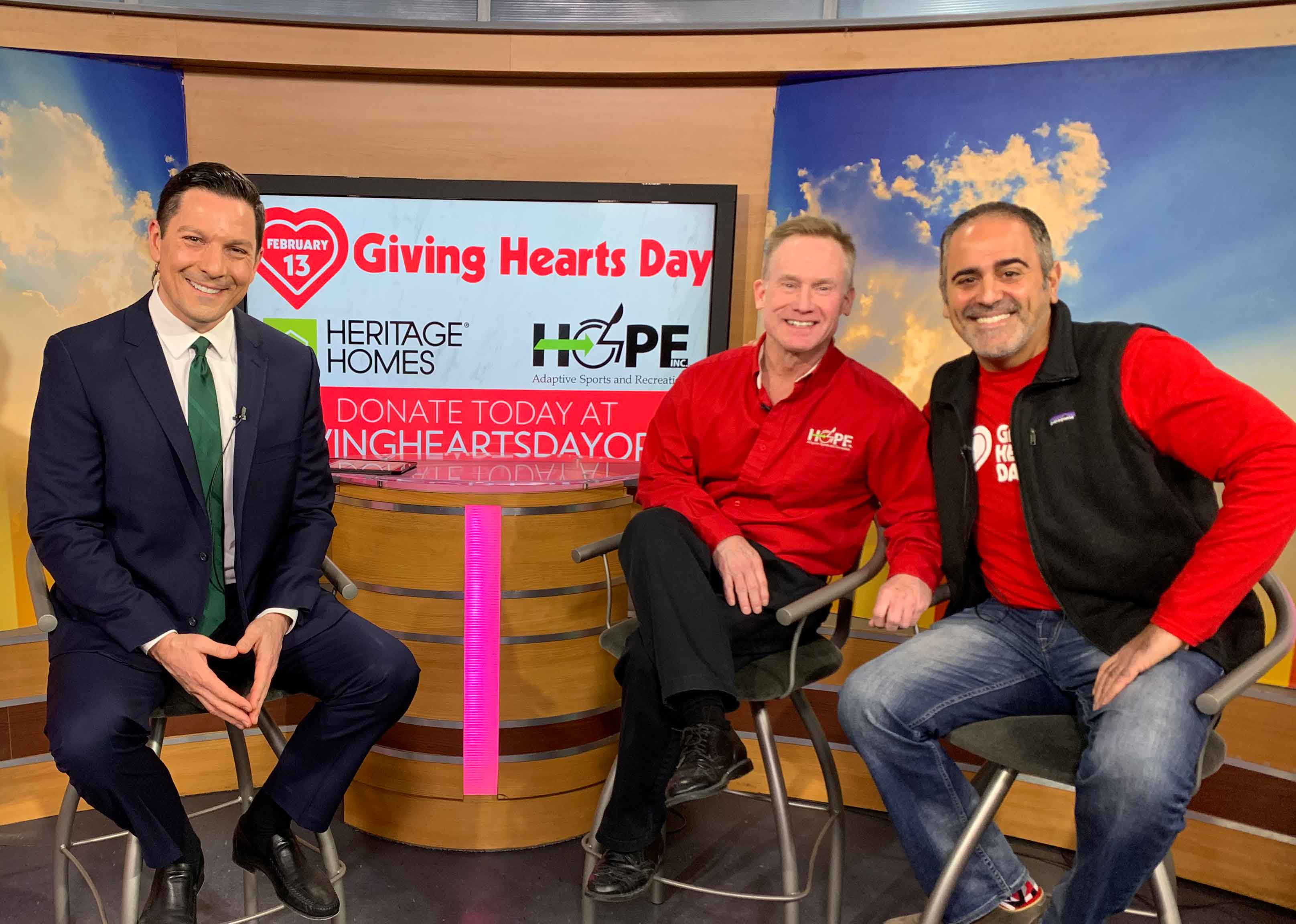 Supporting Local with HOPE Inc.