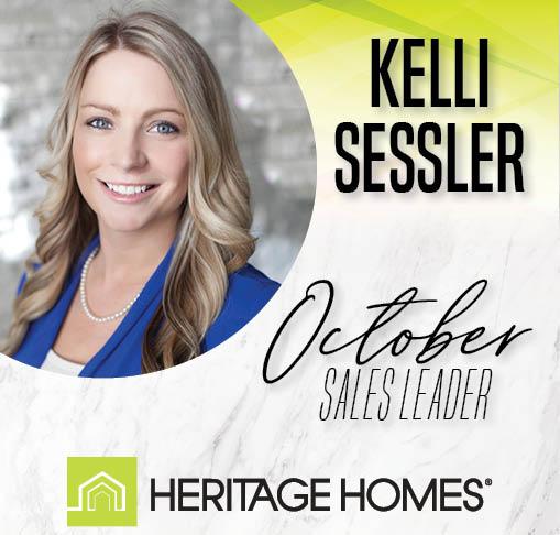 October Sales Leader – Kelli Sessler